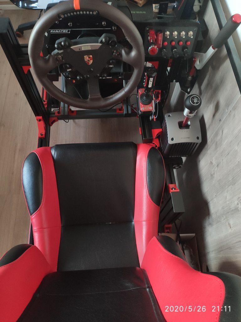 cockpit actuel