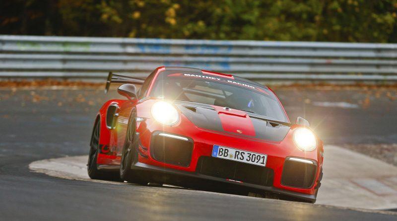 Arriere Plan Porsche
