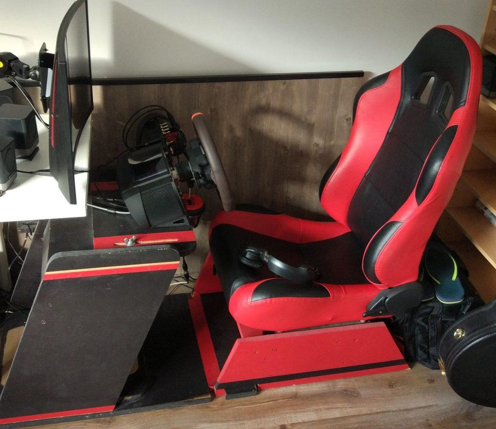 cockpit 2009 avec matériel 2018