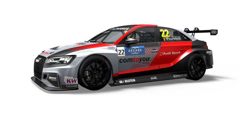 Audi RS 3 LMS WTCR 2019