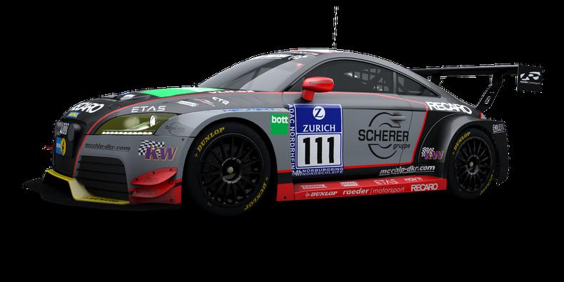 Audi TT RS Cup VLN