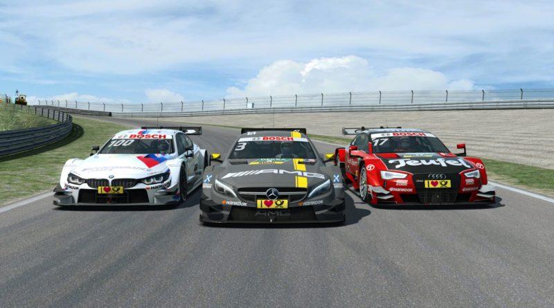 RaceRoom DTM