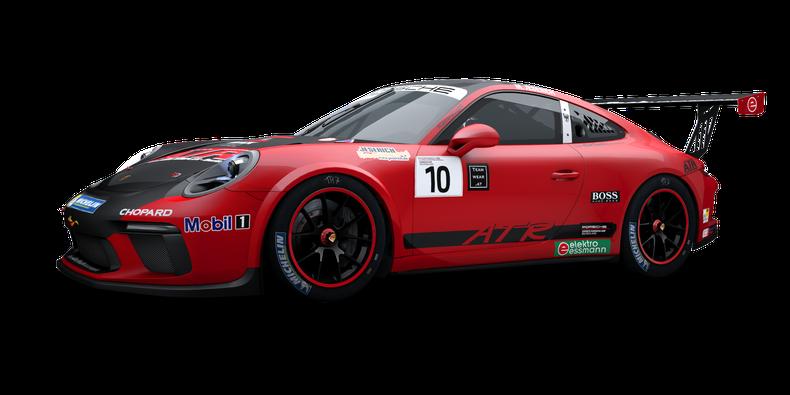 Porsche 911 Deutschland Cup